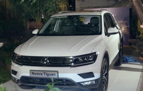 Presentazione Nuova Volkswagen Tiguan