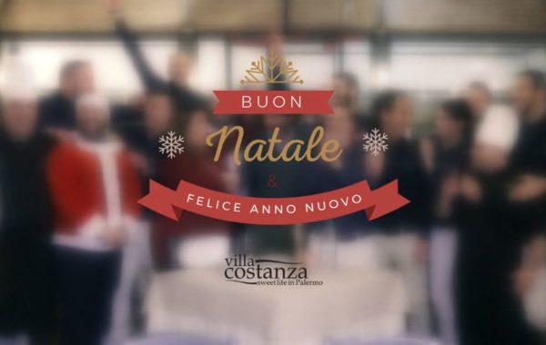 Villa Costanza - Spot di Natale 2017
